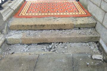 Реставрация гранита